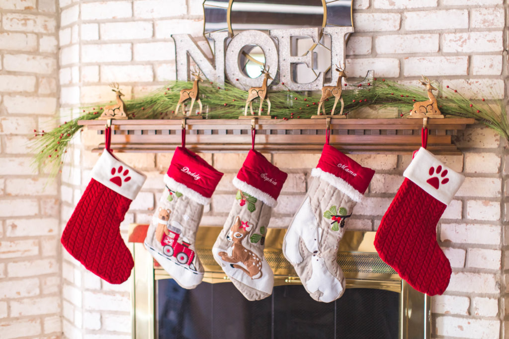 clutter free christmas decor professional organizer houston organization blog