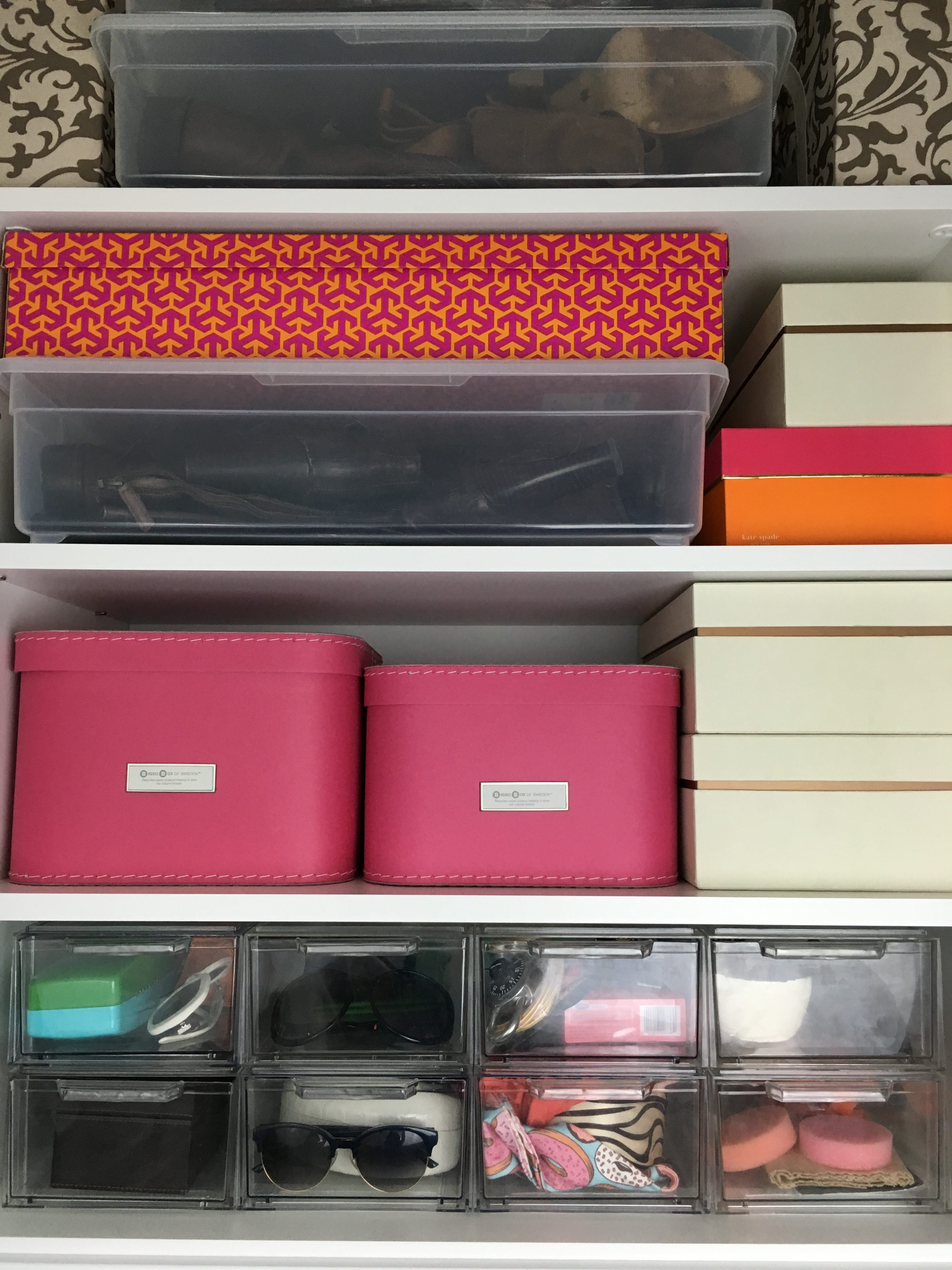 Closet Containers