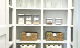 Best Pantry Organization Projects of 2017 - Organized Pantry by Organized Life Design