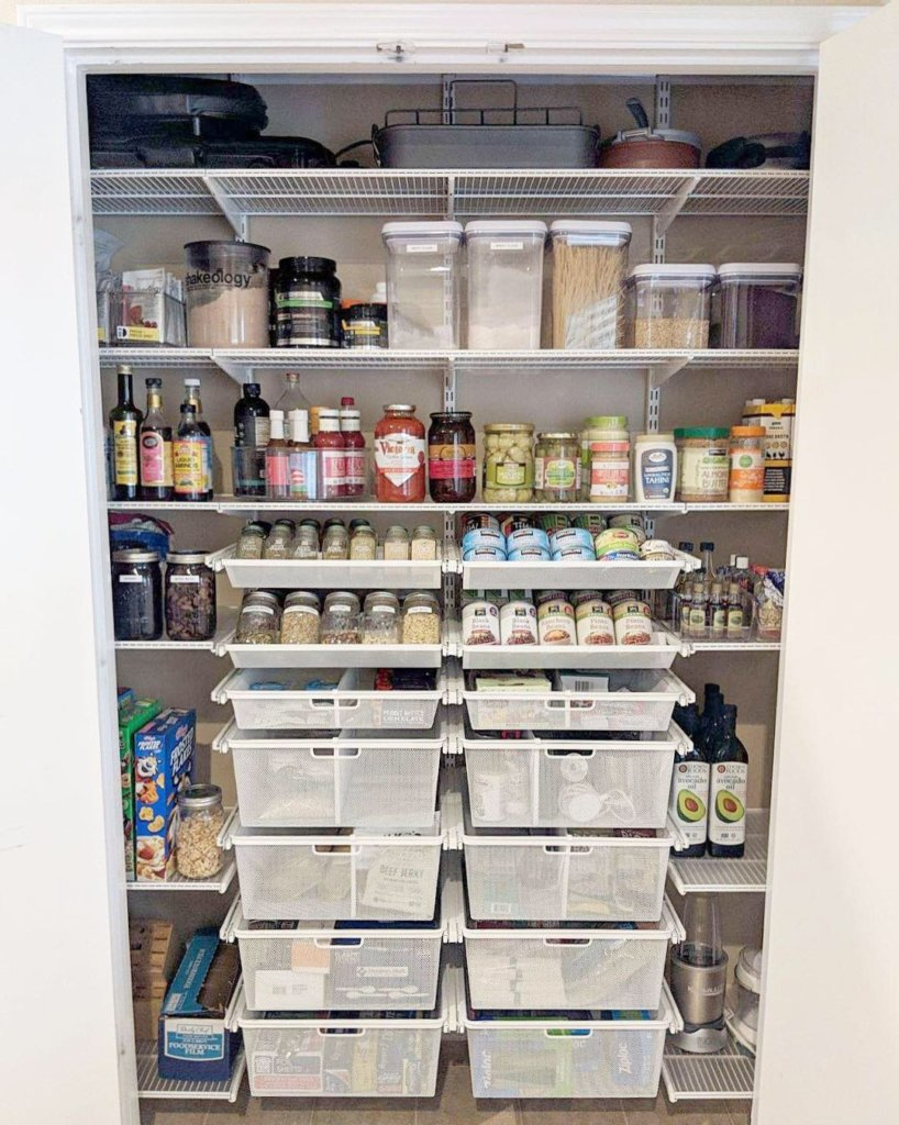 Best Pantry Organization Projects Of 2018 Organized Life
